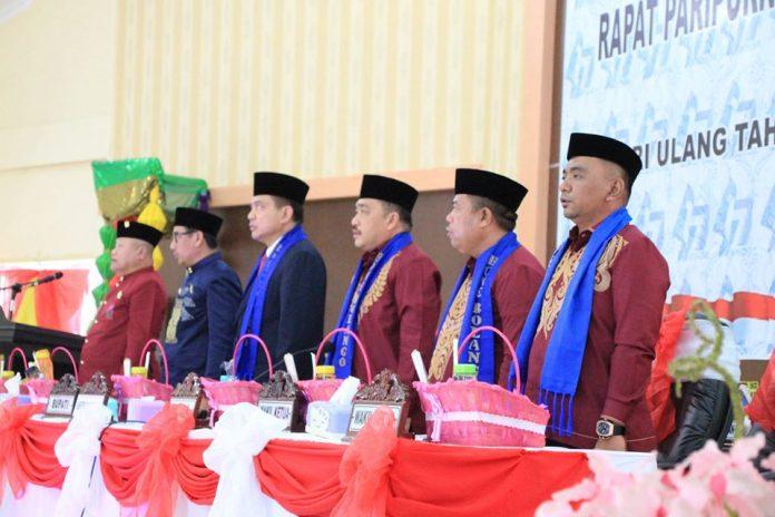 DPRD Bonebol Apresiasi Pembangunan di Kepemimpinan Bupati Hamim Pou