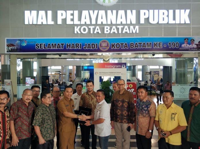 Maksimalkan Proses Pembahasan 3 Ranperda, Pansus I DPRD Kota Gorontalo Kunker ke Kota Batam