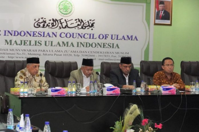 Meski Tak Dibatalkan Hadir oleh Dubes India, Pertemuan MUI dengan 61 Ormas Islam berjalan Lancar