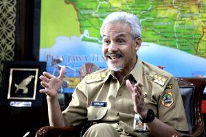 Gubernur Jawa Tengah Ganjar Pranowo. (Dok. Foto: Humas Jateng).