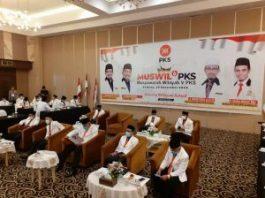 Gelar Muswil Ke-5, Mahyeldi Ditunjuk Sebagai Ketua PKS Sumbar 2020-2025