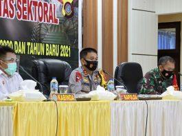 Tak Patuhi Prokes, Kapolda Gorontalo : Perayaan Natal Tahun Baru 2021, Berpotensi Munculkan Cluster Baru Covid-19