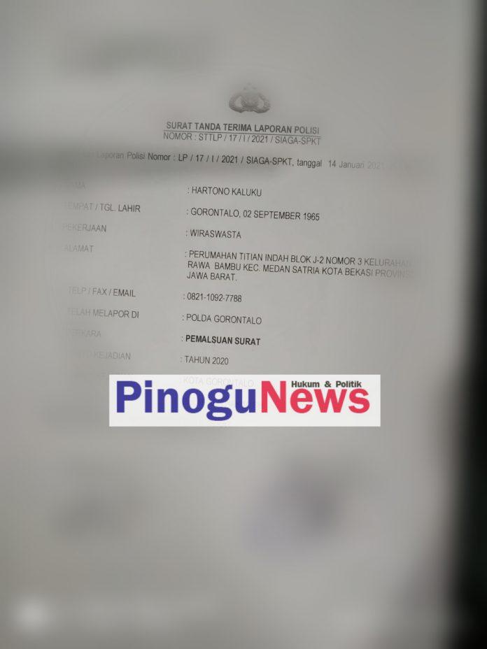 Kontraktor Pasar Sentral Dipolisikan, Diduga Menggunakan Dokumen Palsu