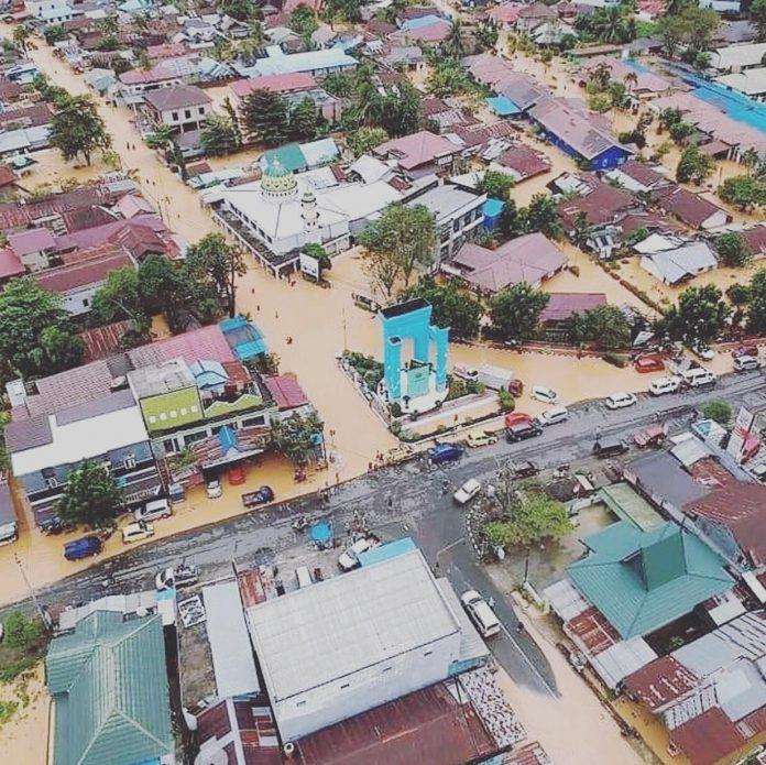 Gubernur Kalsel Nyatakan Kondisi Darurat Bencana