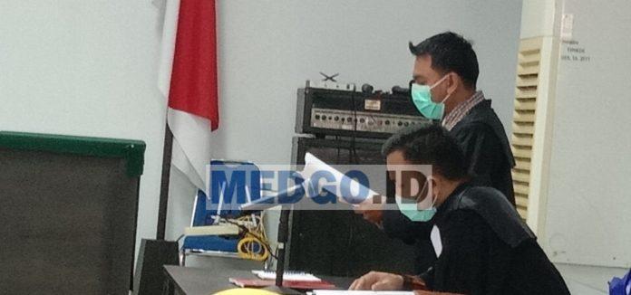 Penasihat Hukum Terdakwa Korupsi GORR Gorontalo Asri Banteng Bukan pelaku dan Aktor Utama