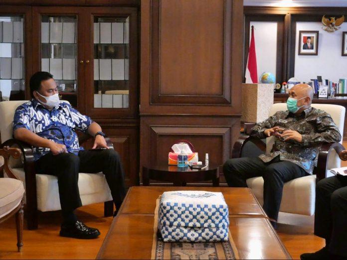 Rachmat Gobel Siap Mendukung Kebijakan Menteri Koperasi dan UMKM