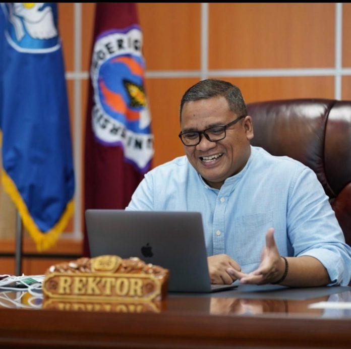 Rektor UNG : Valentine Bukan Budaya Gorontalo, Budaya Kita