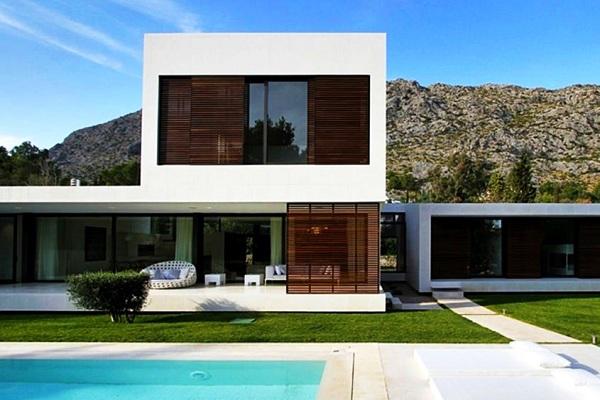 Konsep Rumah Minimalis Modern, Bangunan Kecil Namun Terlihat Mewah