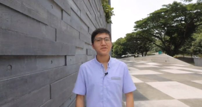 Darren Mak Seorang China asal Singapura yang Bersyahadat