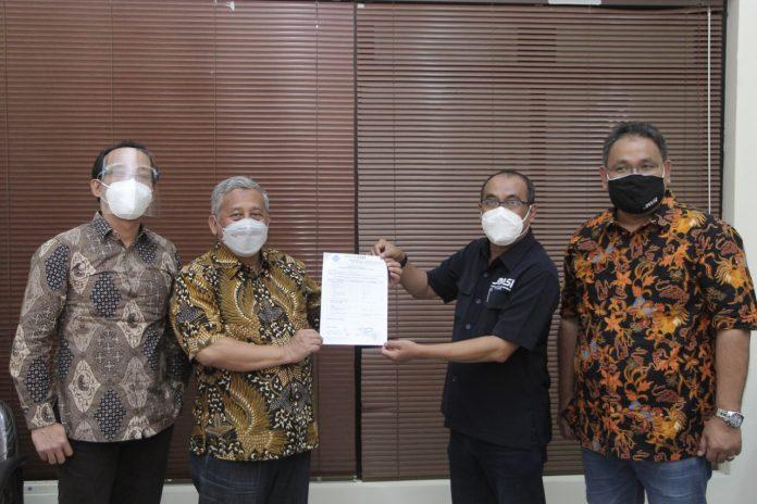 Ketua Dewan Pers Verifikasi Faktual JMSI Jawa Timur