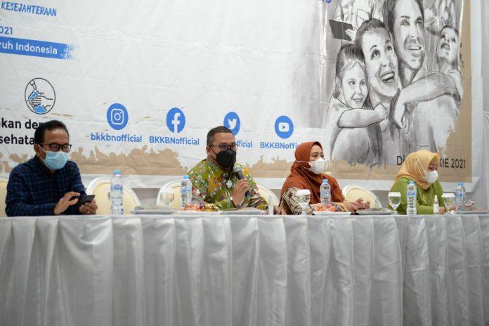 Komisi IX DPR RI dan UNG Kolaborasi Program Bangga Kencana