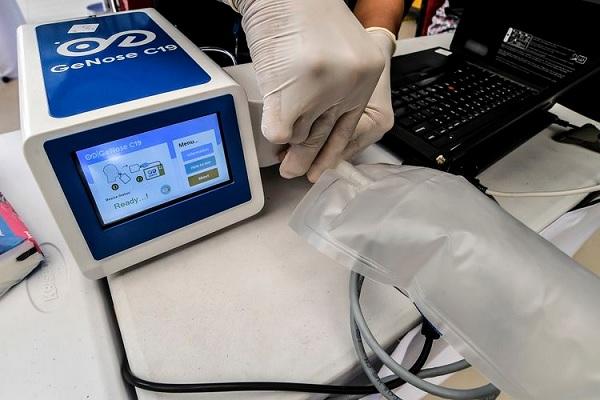 Alat Pendeteksi Covid 19 Buatan UGM, Cepat, Efektif dan Terjangkau
