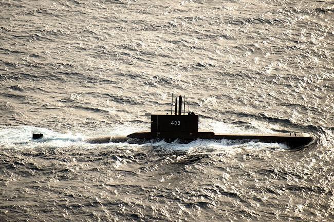 Kapal Selam KRI Nanggala 402 Indonesia Paling Canggih