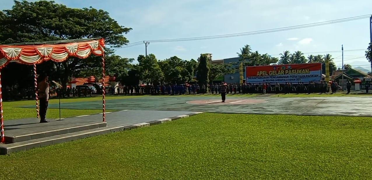 Kapolda Gorontalo Irjen Pol Akhmad Wiyagus