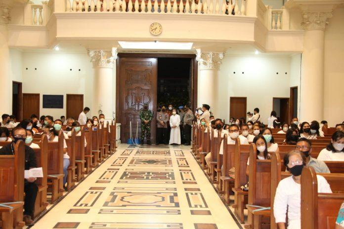 Kapolri Kunjungan Kerja Ke Sulut, Jelang Perayaan Paskah