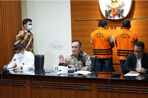Kasus Walikota Tanjungbalai Korupsi Menyeret Nama Aziz Syamsuddin