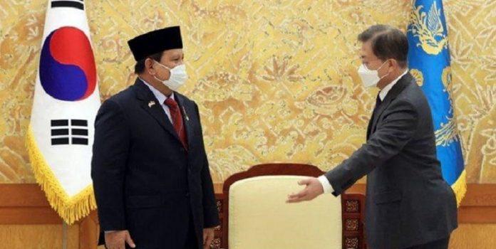 Kunjungan Menhan Prabowo Subianto Ke Korsel, Meninjau Pembuatan Jet Tempur K-FX I-FX