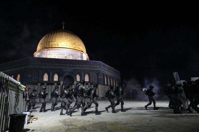 MUI Serangan Biadab Israel Ke masjid Al-Aqsa Nyata Menodai Tempat Suci Umat Islam