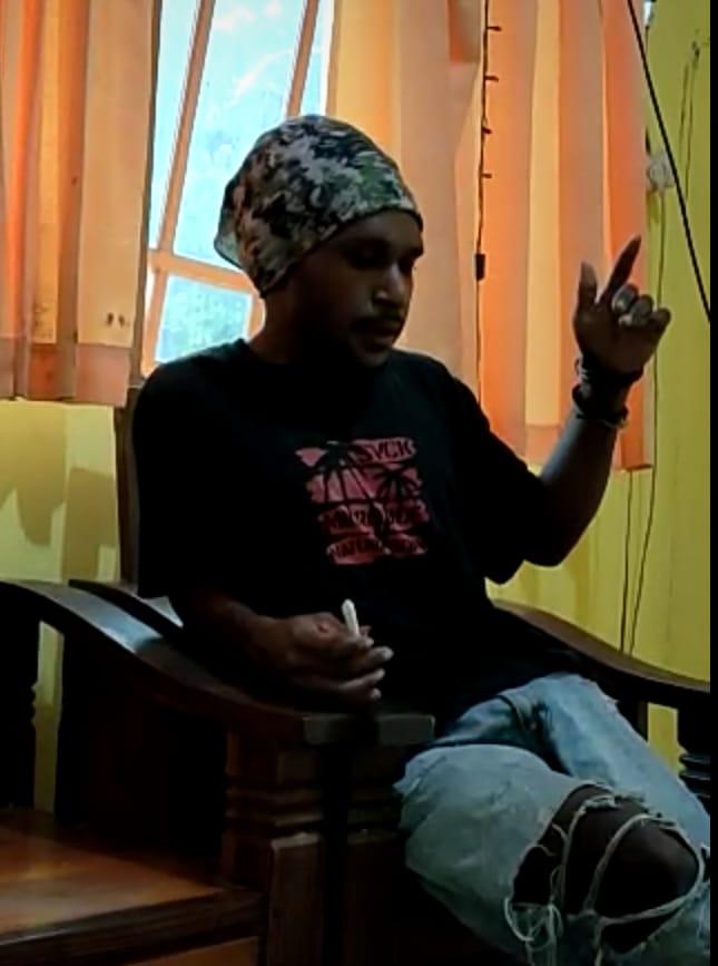Mahasiswa Papua di Gorontalo Menolak KKB Ditetapkan Teroris