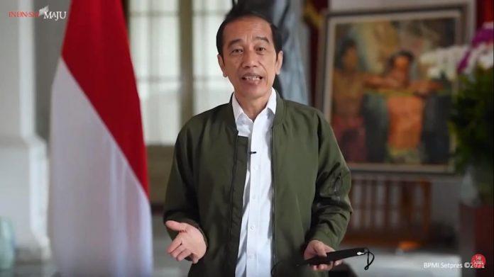 Ajakan Presiden Jokowi Bipang Ambawang Kalimantan, Bikin Gaduh Warganet