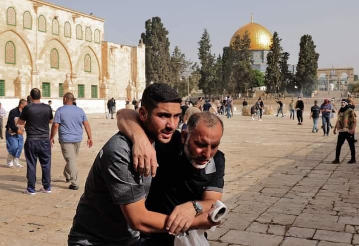 Direktorat Masjid Al-Aqsa Palestina Minta Pertolongan Muslim Dunia