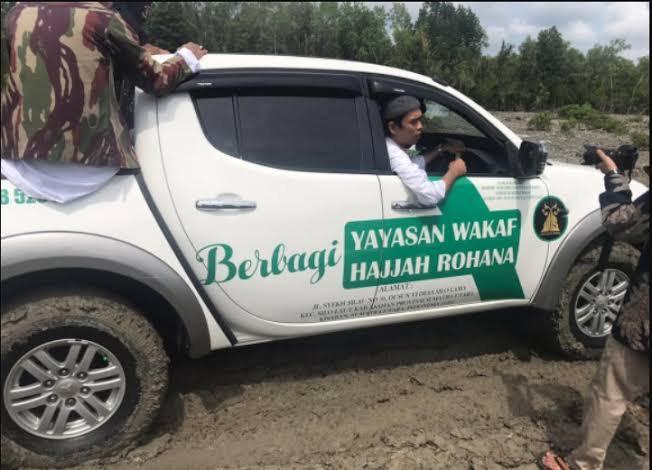 Tepis Hoax, UAS Yayasan Wakaf Bukan Kado Pernikahan