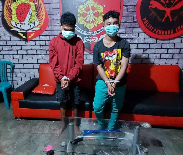 Polisi Berhasil Menciduk Pelaku Pembacokan Waratwan Gorontalo