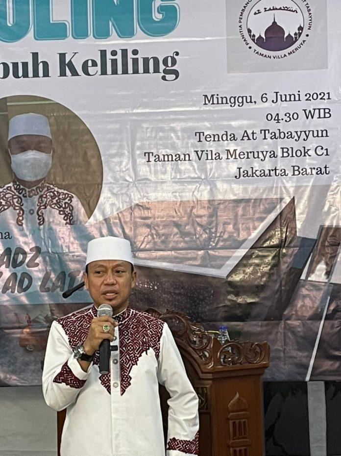 Ustaz Das'ad Latif & Kisah Satu Kampak 40 Hari Diperiksa di Dalam Kubur