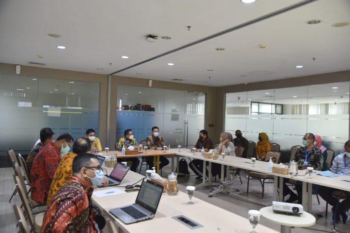 Walikota Gorontalo Temui KPK RI, Konsultasikan Pemanfaatan Dana PEN