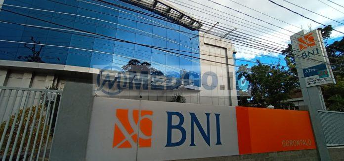 Bank BNI Cabang Gorontalo Foto MedgoID