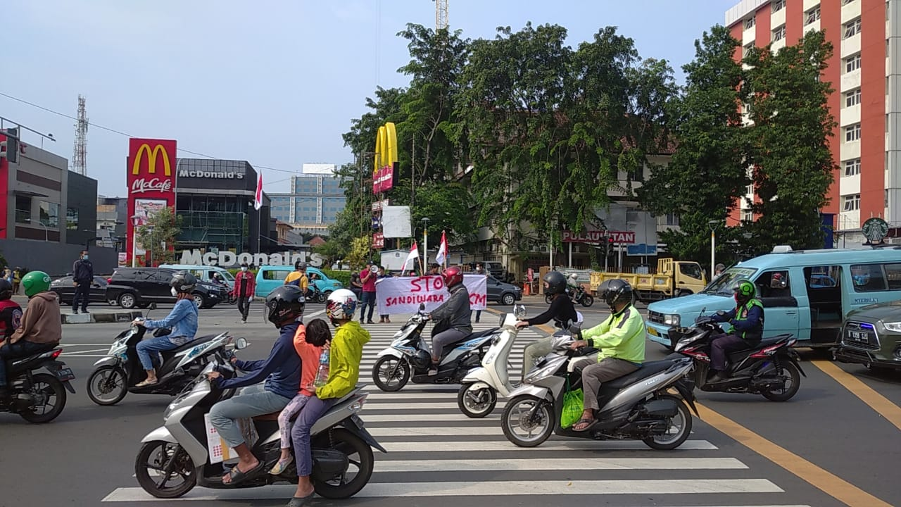 FPI desak Stop Sandiwara PPKM