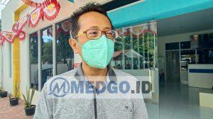 Manajer PLN Gorontalo Gatut Pujo Pramono
