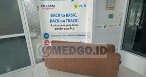 Debu Batu Bara (Fly Ash) diolah jafi batako / bata ringan oleh PLN Gorontalo