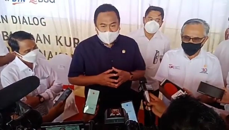 Wakil Ketua DPR Rachmat Gobel